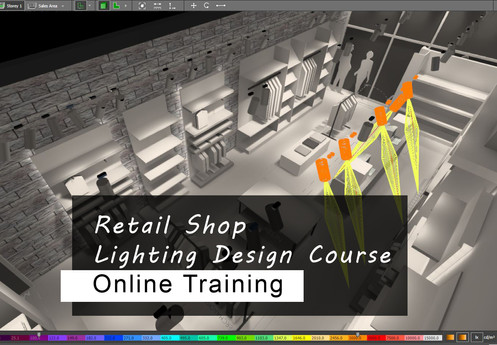 Phenomenal 8 Days Online Training Retail Shop Lighting Design Course Home Interior And Landscaping Fragforummapetitesourisinfo
