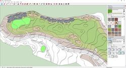 sketchup golf