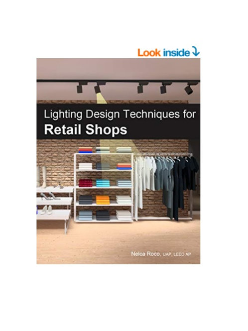 Retail Lighting Design Techniques E-book