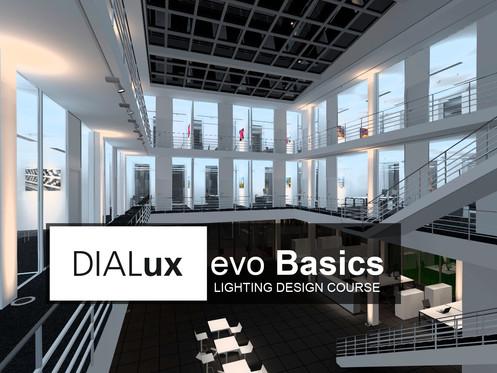 8 Days Online Training Dialux Evo Basics