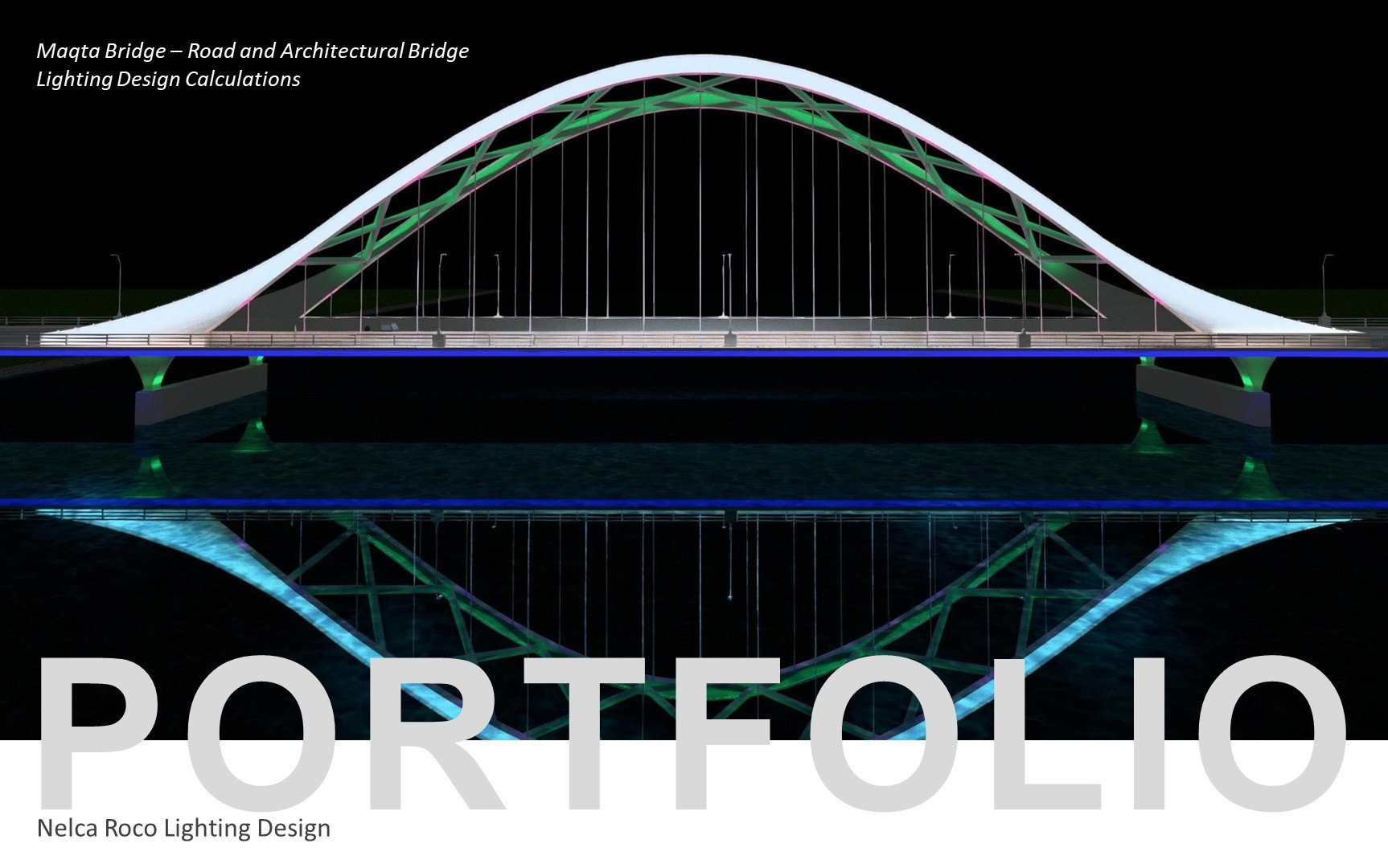 Nelca Roco Lighting Design Portfolio