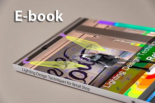Retail Lighting Design Techniques E-book