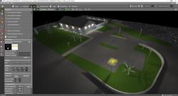 outdoor lighting design 2