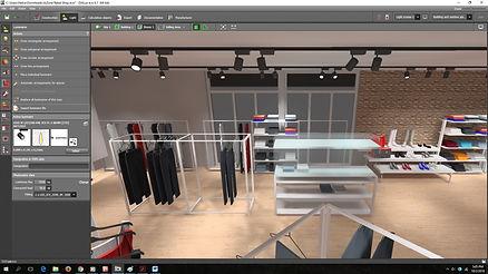 Dialux evo build rooms