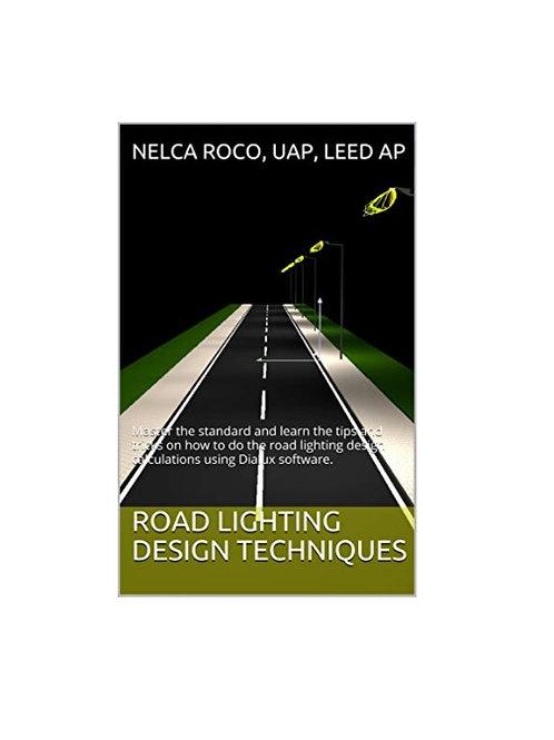 Road Lighting Design Techniques E-book