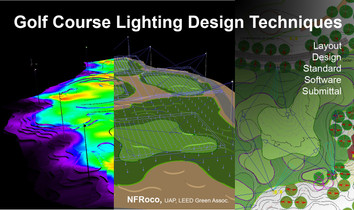 Golf Course Lighting Design Techniques