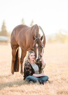Brooke Birchard   Red's Show Horses   McMinnville, OR