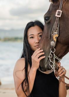 Kiana Uechi | Laei, HI | Royal Rose Ranch | Miss Rodeo Hawaii