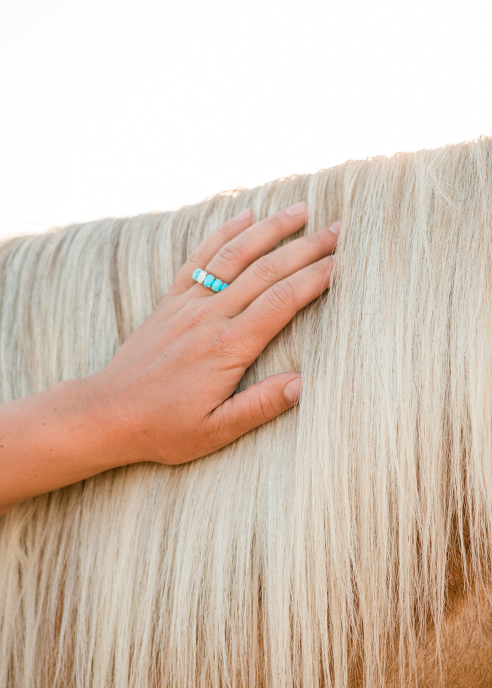 Katy's engagement ring