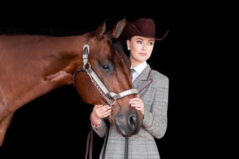 Tatum Goode | Relax Monn | Red's Show Horses | McMinnville, OR