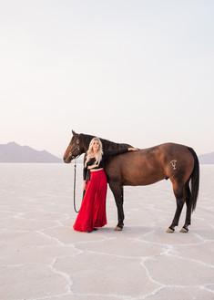 Davie Stokes | Bonneville Salt Flats | Utah