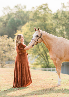 Amanda Bayer | Waterloo, IL | Palomino Horse Association