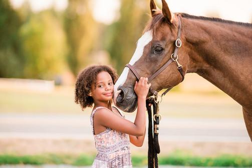 Kaley Janneh   Paige Stroud Performance Horses
