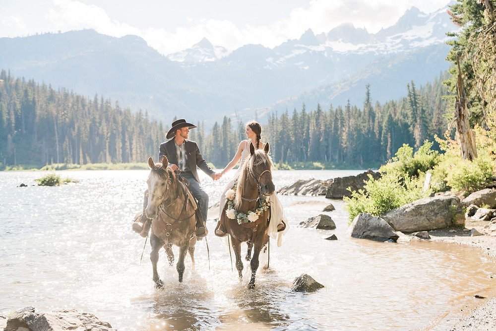 Equestrian adventure wedding packing list