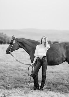 Chloe Smith   Genny Miller Performance Horses   Ellensburg, WA