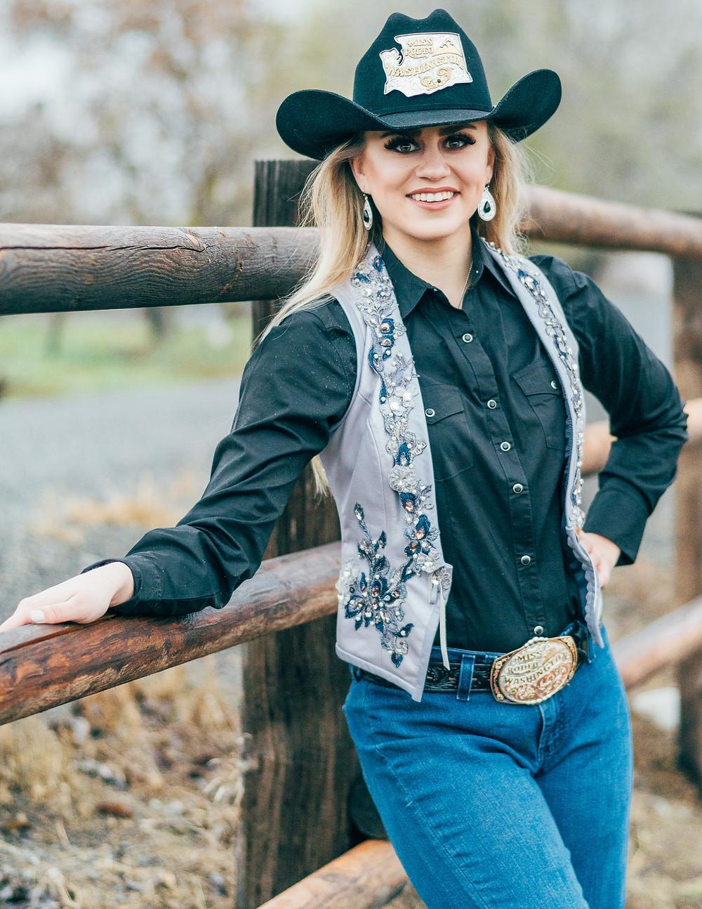 2018 Miss Rodeo Washington