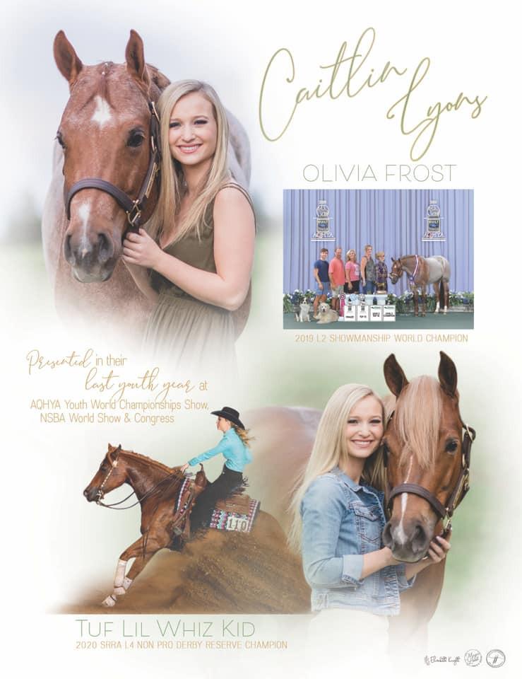 Caitlin Lyons | Sarah Diamond Show Horses