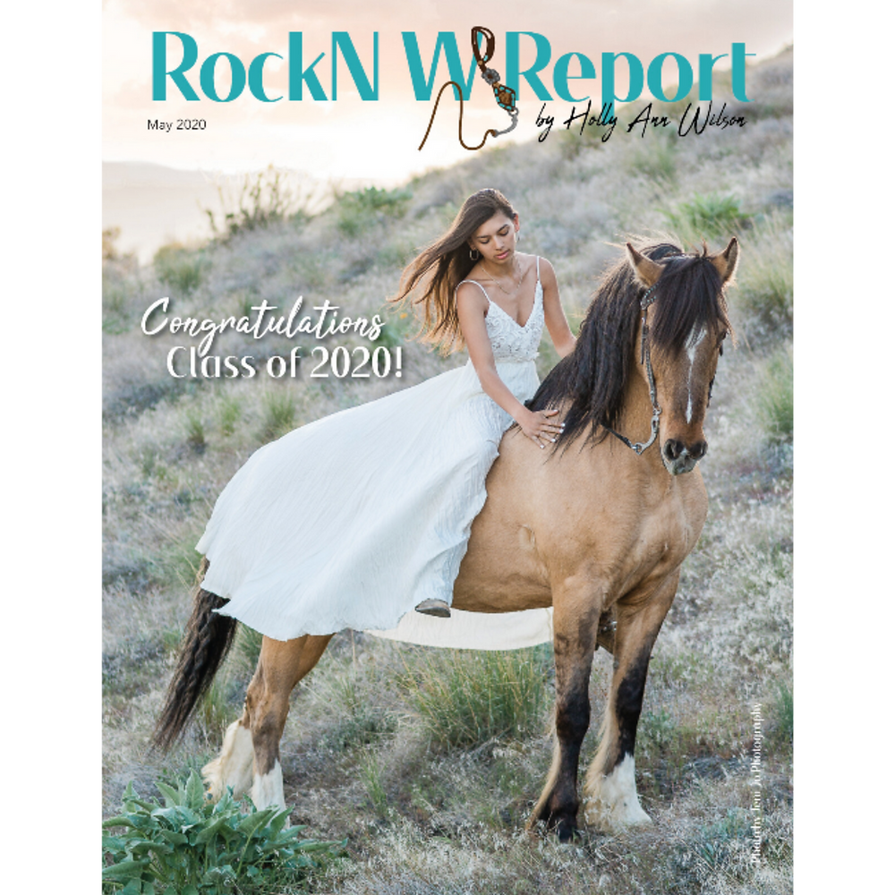 May 2020 RockN W Report magazine