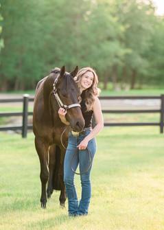 Sydney Swallom | Mike & May Edwards Quarter Horses | Monroe, WA | AQHYA