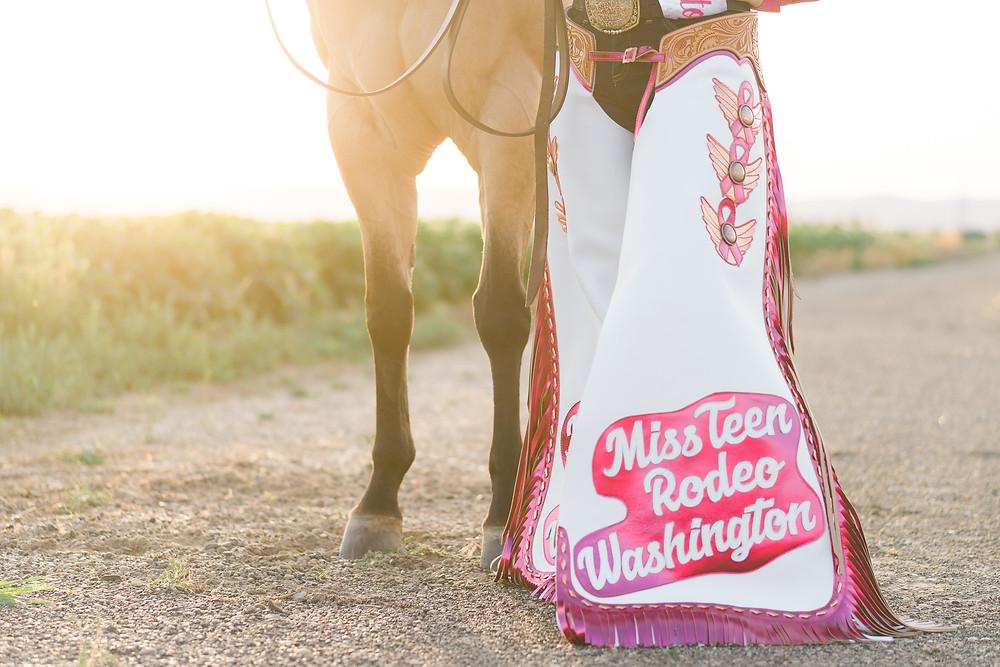 Miss Teen Rodeo WA