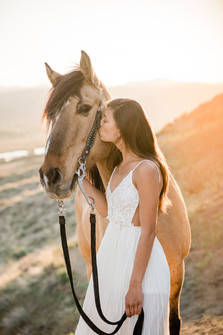 Soli Brinkman | Equestrian fashion model | LA Models | SMG Models