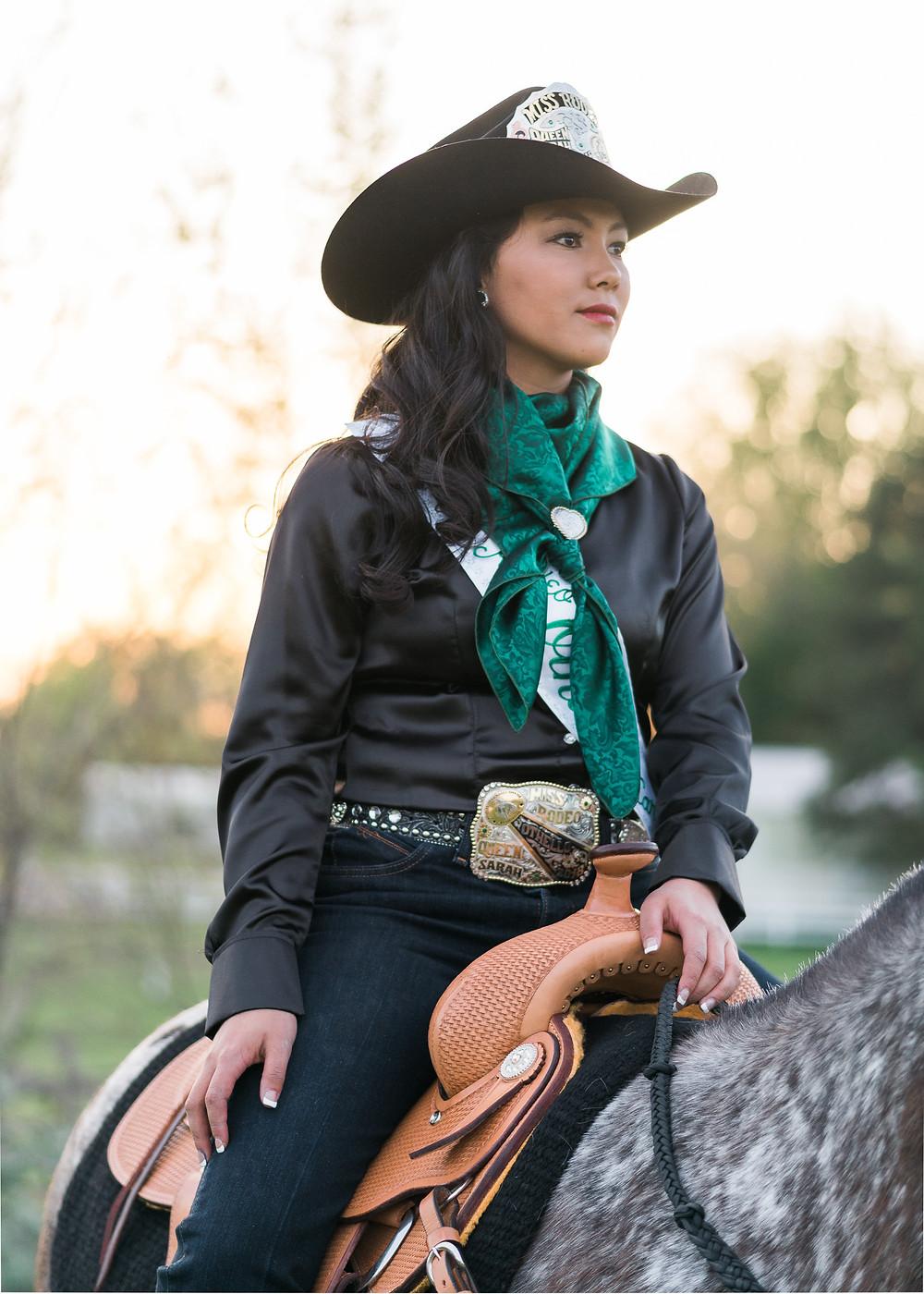 Washington Rodeo Queen