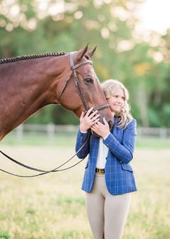Jenna Berghorst | Winter Performance Horses | Zeeland, MI
