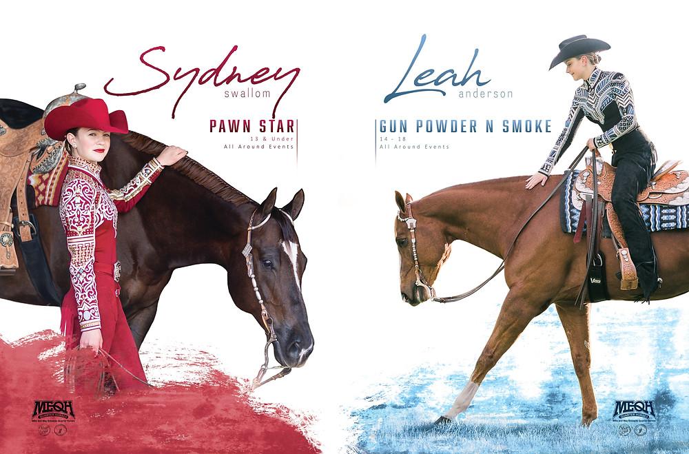 Sydney & Leah | Equine Chronicle