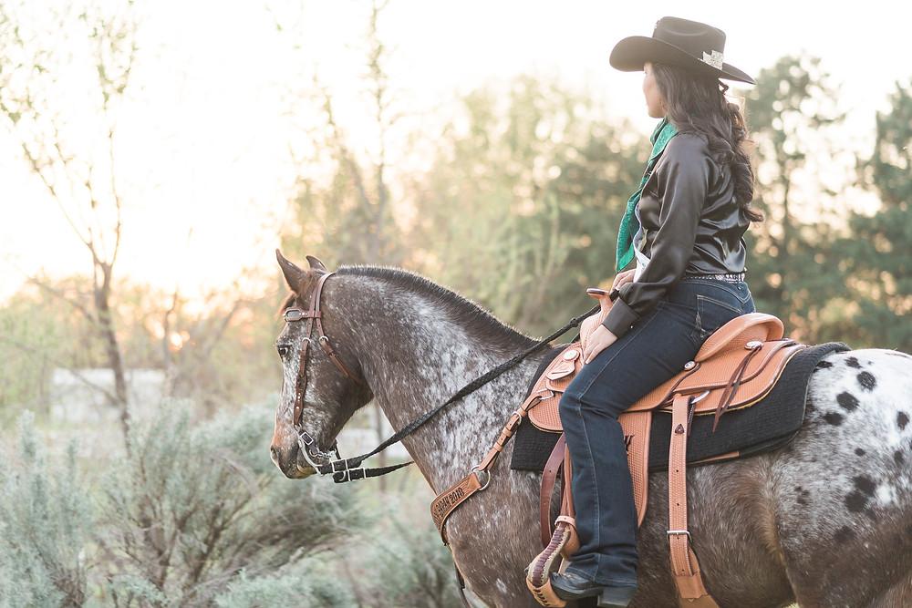 Othello Rodeo Queen 2018