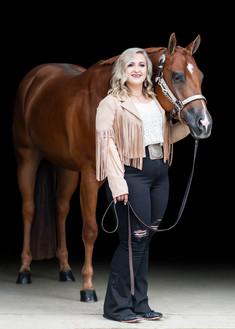 Ciera Bennett | Lucky 13 Ranch | Kip Larson Performance Horses | Arlington, WA | AQHA
