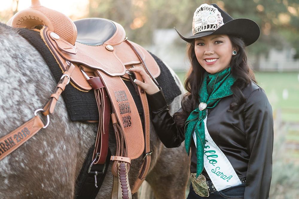 Miss Rodeo Othello Sarah Wilson