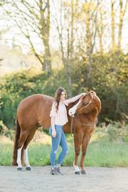 Lauren Hall | APHA | Lucky 13 Ranch | Kip Larson Performance Horses