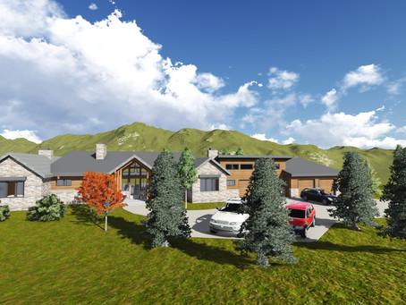 Custom Home Design for Eagle, Colorado
