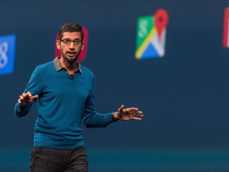 Porque o Google proibiu o uso de bullet points nas apresentações