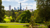 Royal Botanic Gardens seeking data-driven place management