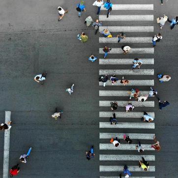 The Crosswalk