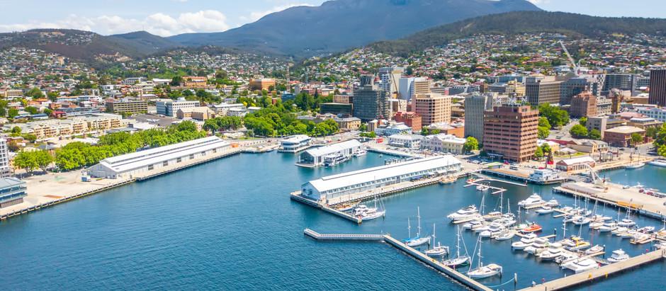 The Hobart Digital Twin Exchange for cities