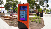 Smart communities, precincts and places on tour