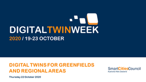 Digital Twins for Greenfields and Regional Areas