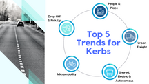 Digital kerbs for urban mobility
