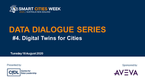 Digital Twins for cities