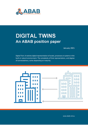 Digital Twins: An ABAB position paper