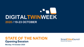 Digital Twin Week launches with 'State of the Nation'