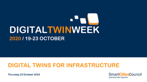 Digital Twins for Infrastructure