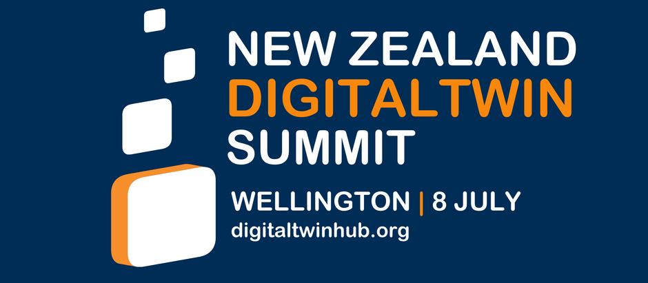 New Zealand Digital Twin Summit, save the date