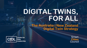 The Australia New Zealand Digital Twin Strategy - Update
