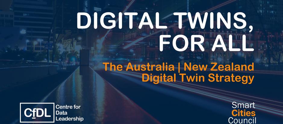 The Australia New Zealand Digital Twin Strategy - Update