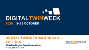 Digital Twins from Abroad, the USA