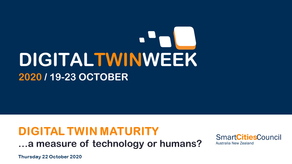 Digital Twin Maturity... A Measure of Technology or Humans?