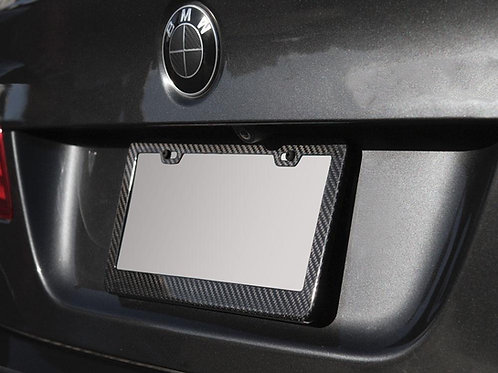 Porta placas de fibra de carbono